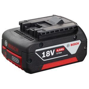 BOSCH/ボッシュ 18V リチウムイオンバッテリー4.0Ah A1840LIB|collectas