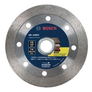 BOSCH/ボッシュ ダイヤホイールVシリーズDR105 DR-105PV|collectas