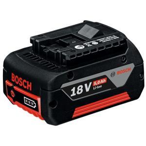 BOSCH/ボッシュ 18V リチウムイオンバッテリー5.0Ah A1850LIB|collectas
