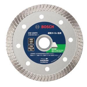 BOSCH/ボッシュ ダイヤホイールVシリーズDW105 DW-105PV|collectas