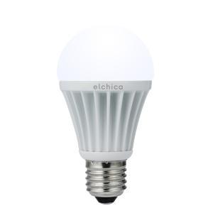 グリーンハウス elchica エルチカ LED電球 E26 40W相当/620ルーメン 昼白色 GH-LB081N|collectas