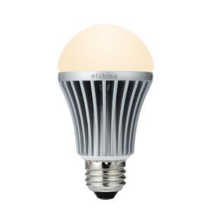 グリーンハウス elchica エルチカ LED電球 E26 50W相当/680ルーメン 電球色 GH-LB091L|collectas