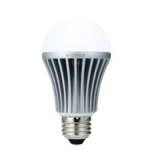 グリーンハウス elchica エルチカ LED電球 E26 60W相当/830ルーメン 昼白色 GH-LB091N|collectas
