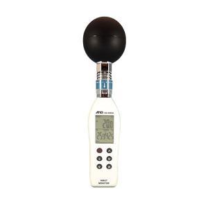 TASCO・イチネンタスコ 黒球型熱中症指数モニター TA423BK|collectas