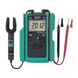 TASCO・イチネンタスコ AC/DCクランプ付デジタルマルチメータ TA452TM collectas