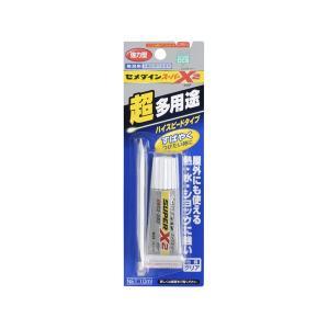 セメダイン 接着剤 超多用途 スーパーX2 クリア DIY P10ml AX-083|collectas