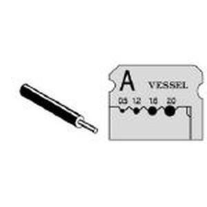 ベッセル/VESSEL ワイヤーストリッパーブレード 3000A用 WB001|collectas