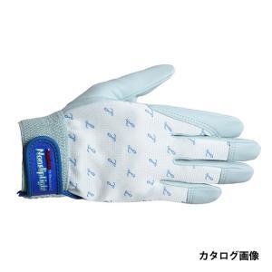 ペンギンエース ノンスリップライト手袋 PA-8153 ライトグレー L|collectas