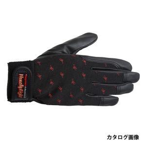 ペンギンエース ノンスリップライト手袋 PA-9102 黒 M|collectas