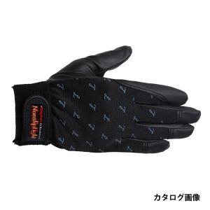 ペンギンエース ノンスリップライト手袋 PA9103 黒 L|collectas