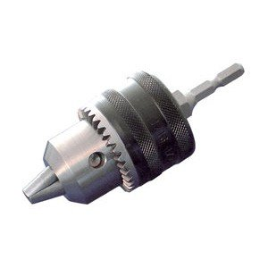 JEFCOM ジェフコム/DENSAN デンサン 充電ドリルチャック 口径1.5〜13mm CH-130|collectas