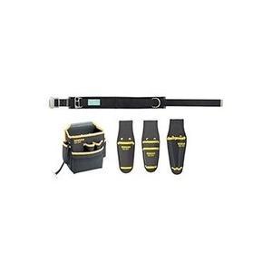JEFCOM ジェフコム/DENSAN デンサン NDS-45BK-SET 腰道具セット|collectas
