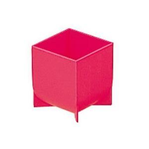 美しいパステルカラーのパーツボックス用中函 ★仕様★ ●サイズ:幅46×奥行46×高さ53mm ※当...