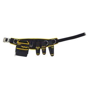 JEFCOM ジェフコム/DENSAN デンサン DENSAN/デンサン 腰道具セット キャンバスタイプ NDS-R300BKY-SET|collectas