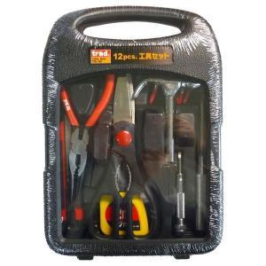 三共コーポレーション TRAD 工具セット TS-12|collectas
