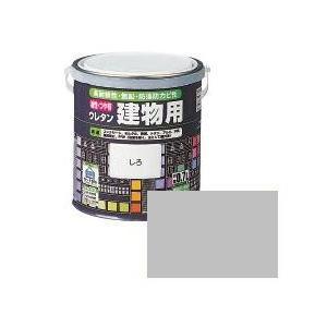 ロックペイント 油性・つや有ウレタン建物用 1/5L 銀 H06-0536|collectas