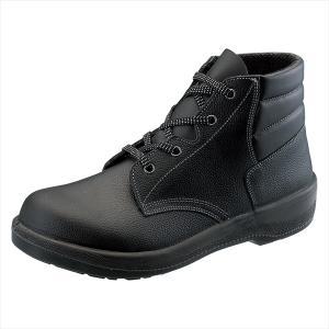 SIMON・シモン 安全靴 編上靴 7522黒 24.5cm 1122500 collectas