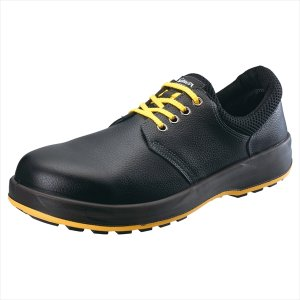 SIMON・シモン 安全靴 短靴 WS11黒静電靴 25.0cm 1700050 collectas