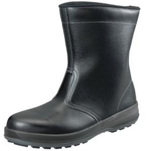 SIMON・シモン 安全靴 半長靴 WS44黒 28.0cm 1700340|collectas