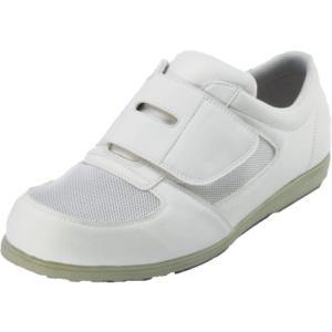 SIMON・シモン 静電靴 メッシュ靴 クリーンエース CA-61 26.5cm 2311450|collectas