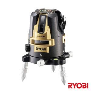 RYOBI・リョービ レーザー墨出器 期間限定価格 HLL-700 collectas