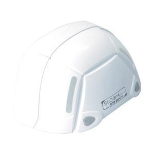 TOYO SAFETY・トーヨーセフティー 防災用折りたたみヘルメット NO.100 ブルーム ホワイト|collectas