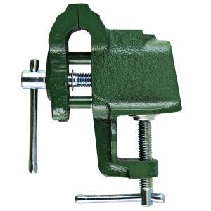 イチネンミツトモ ベンチバイス 卓上万力 38mm 鋳鉄製 37104|collectas