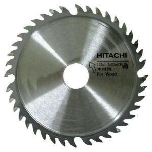 日立工機/HITACHI スーパーチップソー 125mm 丸のこ用 外径125mm×刃数24P 0032-6729|collectas