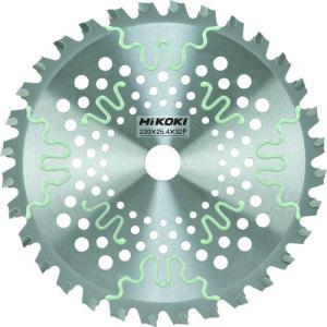 HiKOKI・日立工機 刈払用チップソー230 684571|collectas