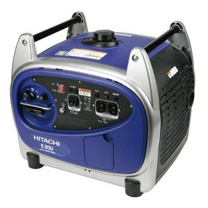 HiKOKI・日立工機 インバータ式エンジン発電機 超低騒音形 E20U(S)|collectas
