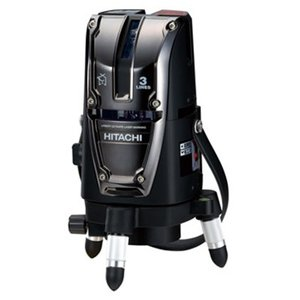 HITACHI・日立工機 レーザー墨出し器 受光器付 UG25U3(J) collectas