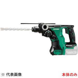 HiKOKI・日立工機 コードレスロータリハンマドリル 14.4V 本体のみ DH14DBL(NN)|collectas