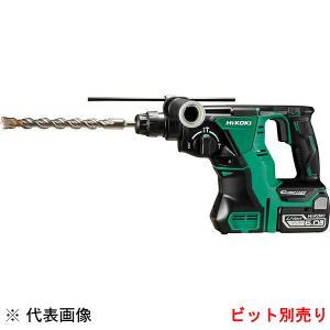 HiKOKI・日立工機 コードレスロータリハンマドリル 14.4V 6.0Ah DH14DBL(2LYPK)|collectas