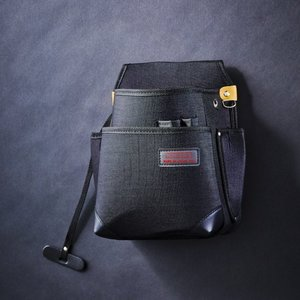 KNICKS・ニックス 超軽量特殊ナイロン製腰袋 KB-214NS|collectas