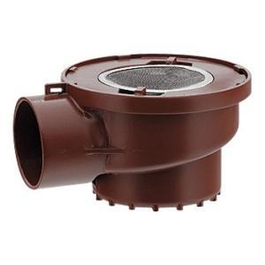 カクダイ 排水用耐熱トラップ 薄型 421-701-40|collectas