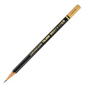タジマ 建築用すみつけ鉛筆 かため 2H 6本入 KNE6 2H|collectas