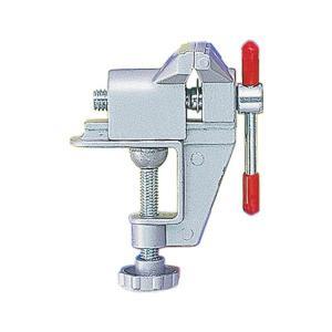 イチネンミツトモ ミニベンチバイス 40mm アルミ合金 01-7 00107|collectas