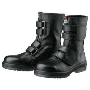 DONKEL COMMAND/ドンケルコマンド ラバー2層底安全靴 半長靴マジックタイプ R2-54 26.0 EEE collectas