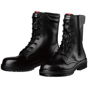 DONKEL COMMAND/ドンケルコマンド ラバー2層底安全靴 長編上靴 ファスナー付き R2-04T 24.0 EEE collectas