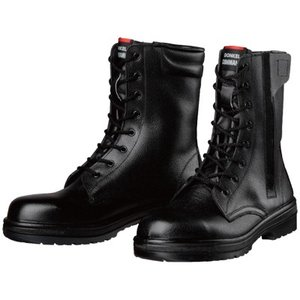 DONKEL COMMAND/ドンケルコマンド ラバー2層底安全靴 長編上靴 ファスナー付き R2-04T 25.0 EEE collectas