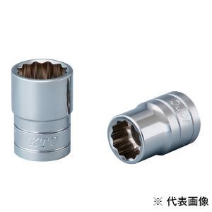 KTC 12.7sq.ソケット 十二角 18mm B418W collectas