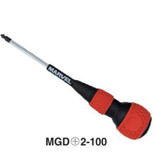 マーベル 電工グリップドライバー MGD+2-100|collectas