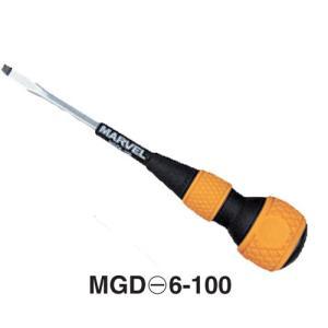 マーベル 電工グリップドライバー MGD-6-100|collectas
