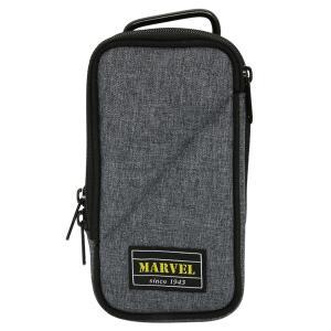 MARVEL・マーベル スマホポーチ グレー MDP-SP2|collectas