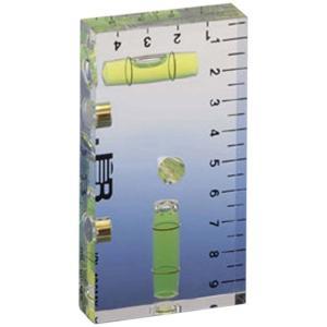 マーベル クリスタルレベル JBL-100MX 【水平器】【測定工具】【ケガキ】|collectas