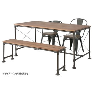 ダイニングテーブル Broman ブローマン 送料無 西海岸風 インテリア 雑貨 collectioncasestore 02