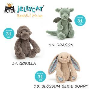 ジェリーキャット ぬいぐるみ jellycat Mサイズ collectioncasestore 07
