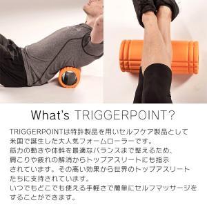 Trigger Point トリガーポイント GRID 1.0 FOAM ROLLER グリッド1.0 フォームローラー|collectioncasestore|02