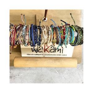 Wakami ワカミ ブレスレット Life Is…Wrap Bracelet|collectioncasestore|06