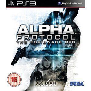 Alpha Protocol(輸入版:北米・アジア)PlayStation 3  (管理:tsu-ys-0016)|collectionmall